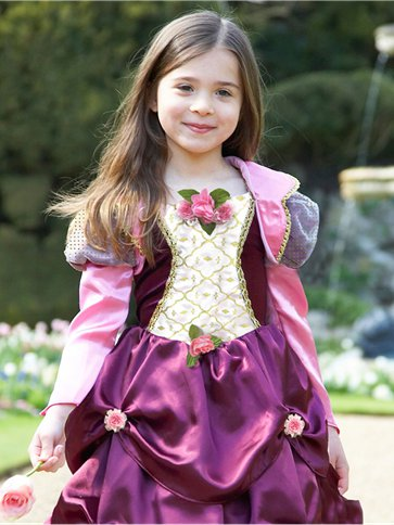 Damson Duchess - Child Costume  front