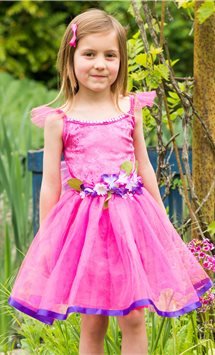 Flower Fairy Cerise - Toddler & Child Costume