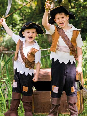 Pirate Pete - Child Costume front