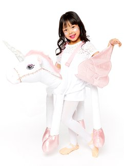 Ride on Unicorn - Child Costume