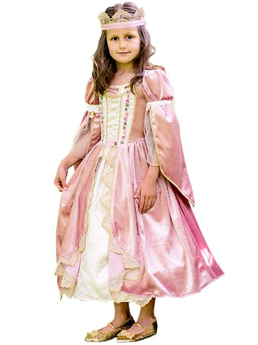 Royal Princess - Child Costume front