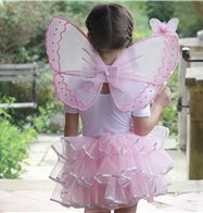 Candy Floss Fairy Set - Child Costume