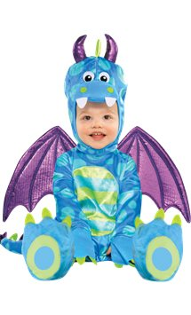 Little Dragon - Baby & Toddler Costume