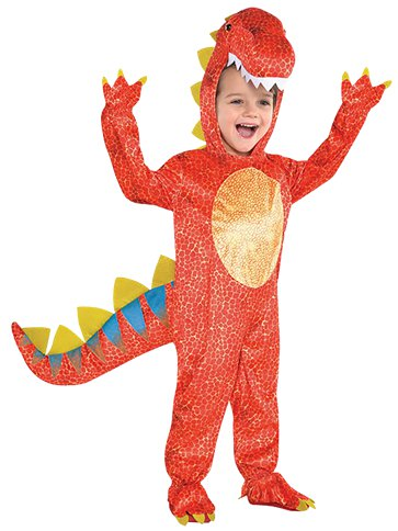Dinomite Child Costume Party Delights