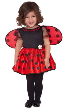Little Ladybug - Toddler Costume