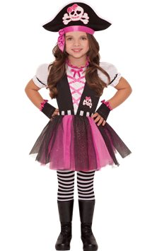 Dazzling Pirate - Child Costume