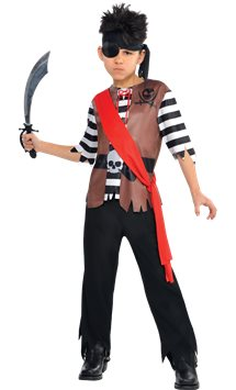 Ahoy Captain - Child Costume