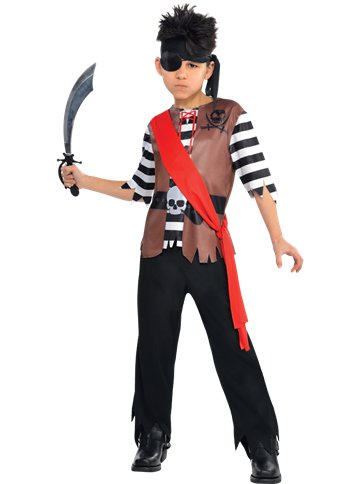 Ahoy Captain - Child Costume front