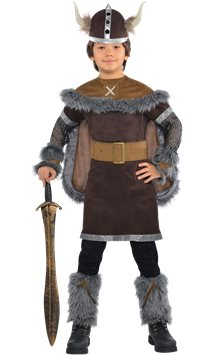 Viking Warrior - Child Costume