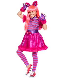 Cheshire Cat - Child and Teen Costume
