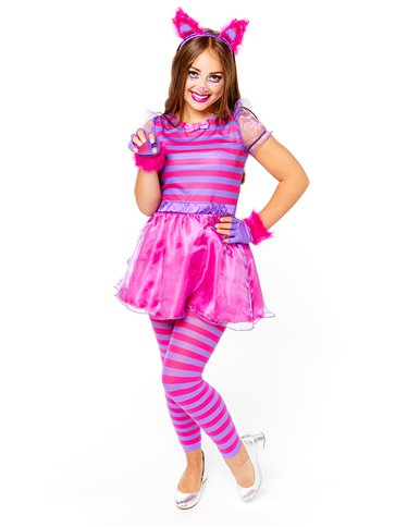 Cheshire Cat - Teen Costume front