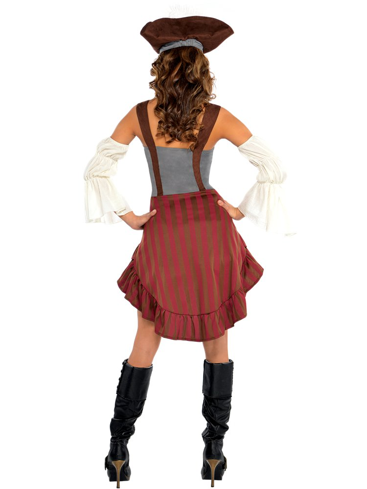 845109f0d46 Castaway Pirate - Adult Costume   Party Delights