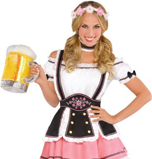 Oktobermiss - Adult Costume