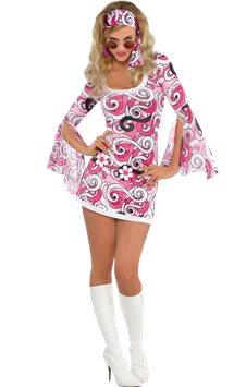 Ivana Go Go - Adult Costume