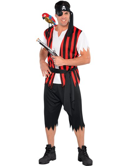 Ahoy Matey - Adult Costume