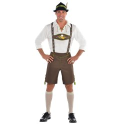 Mr. Oktoberfest - Adult Costume