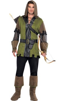 Prince of Thieves - Adult Costume