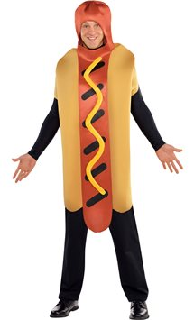 Hot Diggity Dog - Adult Costume