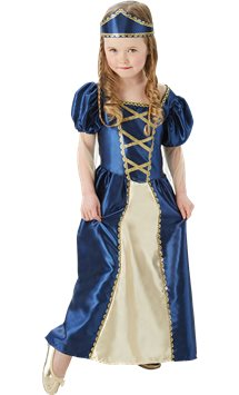 Renaissance Princess - Child Costume