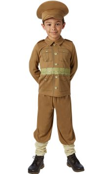 Soldier Boy - Child Costume