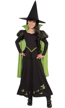 Wicked Witch of the West - Child Costume