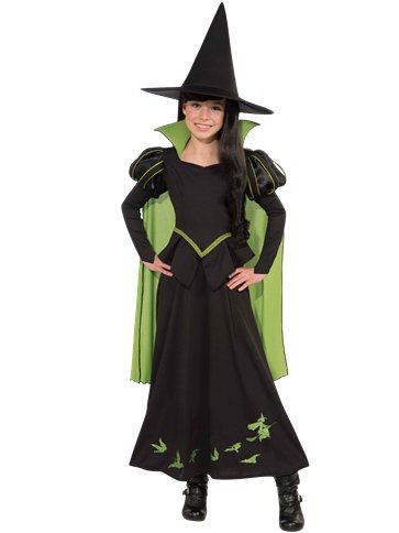 Wicked Witch of the West - Child Costume front