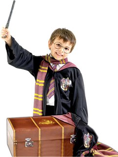 Harry Potter Kit with Trunk