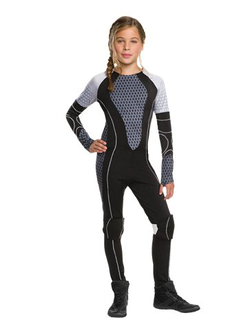 Katniss The Games - Child & Teen Costume pla