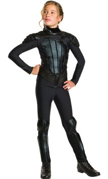 Katniss Everdeen Rebel - Child & Teen Costume