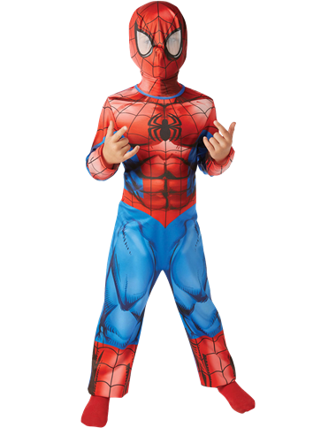 Spider-Man - Child Costume front