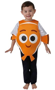 Nemo Tabard - Child Costume