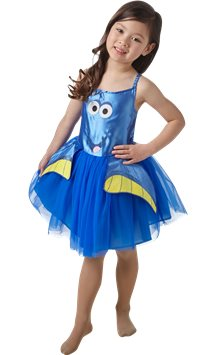 Dory Tutu Dress - Child Costume