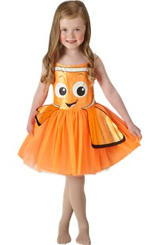 Nemo Tutu Dress - Child Costume