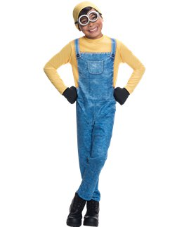 Minions Bob  sc 1 st  Party Delights & Minions Costumes for Adults u0026 Kids | Party Delights