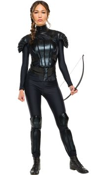 Katniss Everdeen The Rebel - Adult Costume