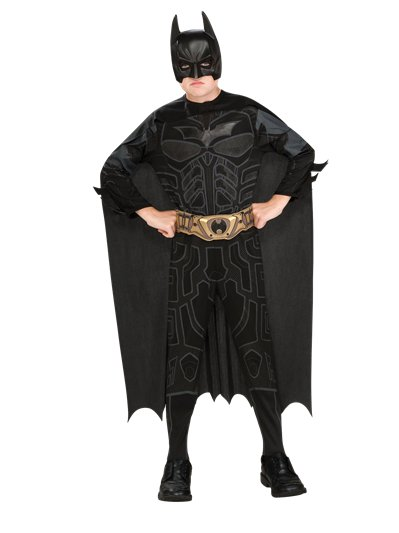Batman Classic Dark Knight Rises - Child Costume