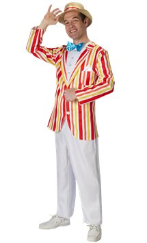 Bert Jolly holidays - Adult Costume