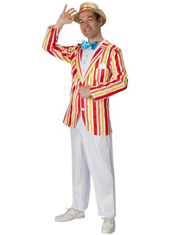 Bert Jolly holidays - Adult Costume front