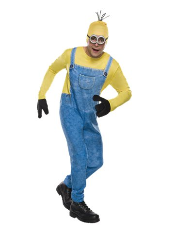 Minion Kevin - Adult Costume pla