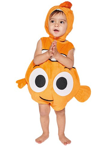 Finding Nemo - Infant Costume front