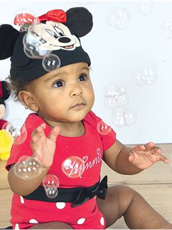 Minnie Mouse Jersey Set