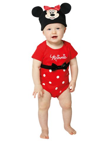 Minnie Mouse Jersey Set - Infant Costume front