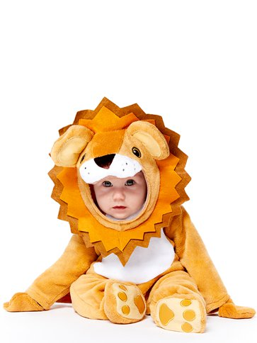 Little Roar - Baby & Toddler Costume front
