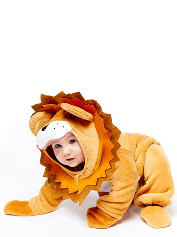 Little Roar - Baby & Toddler Costume left
