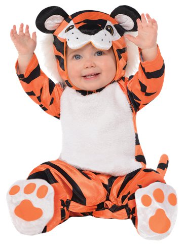 Tiny Tiger - Baby & Toddler Costume front