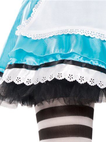 Clever Alice - Child and Teen Costume back