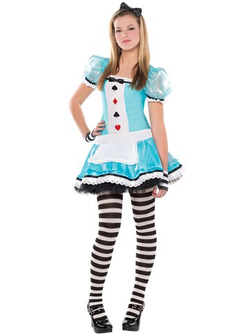 Clever Alice - Child and Teen Costume front