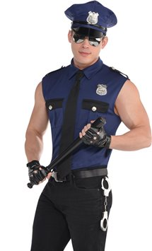 Under Arrest - Adult Costume