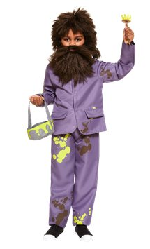 Roald Dahl Mr Twit - Child Costume