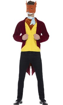 Roald Dahl Fantastic Mr Fox - Adult Costume
